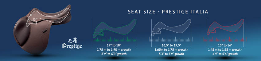 Seat size to rider's growth
