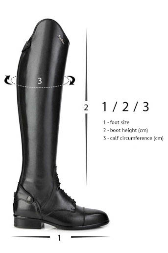 How to choose the right Sergio Grasso boots size?