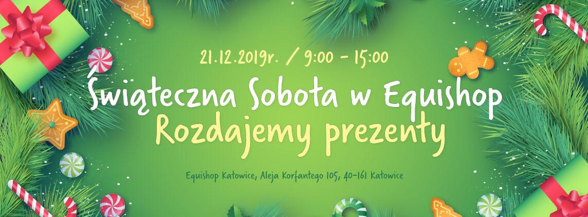 Świąteczne akcje Equishop Katowice