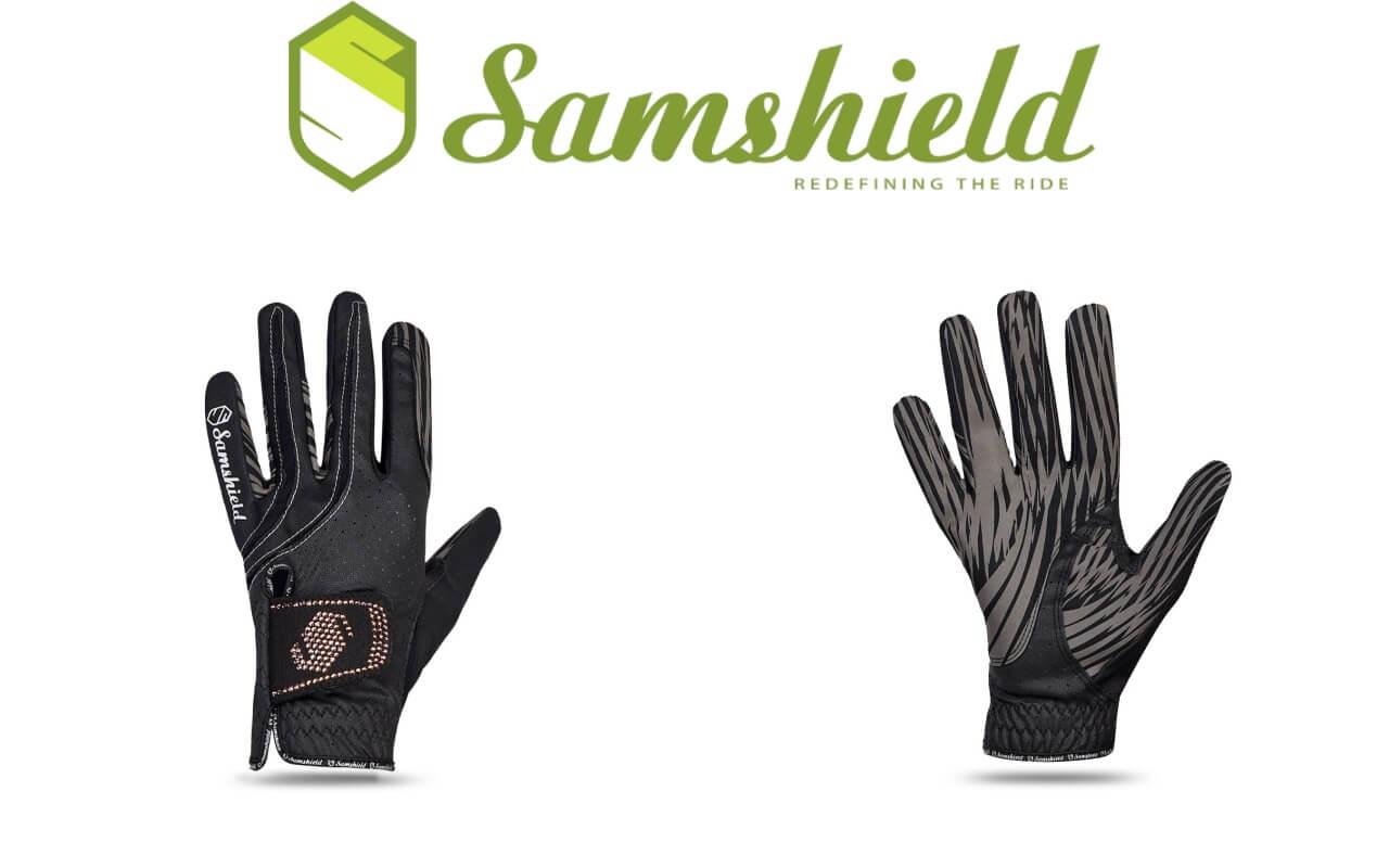 Rękawiczki V-Skin Rosegold