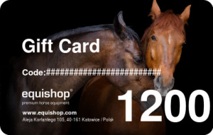 Horse Gift Card
