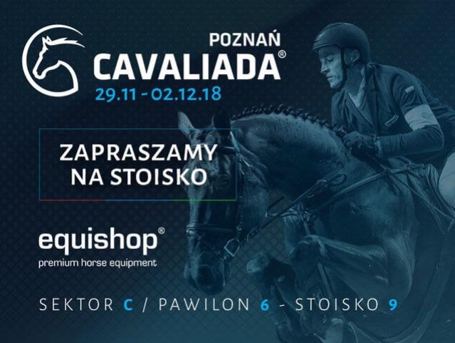 Equishop na CAVALIADA Poznań 2018